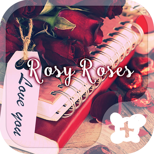 Cute Theme-Rosy Roses- Icon