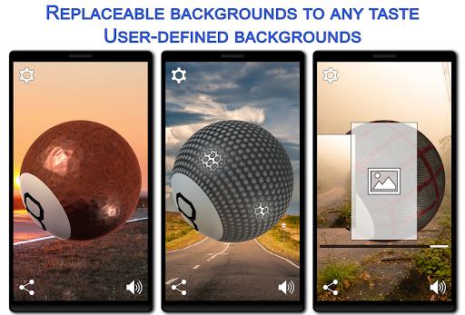 Magic 8 Ball 3D Free 1.0.615 screenshots 2