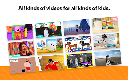 YouTube Kids Apk – for android 7