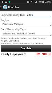 Car Loan Calculator (Malaysia) screenshot 3