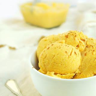 Easy Pumpkin Ice Cream (5 minute, no churn recipe)