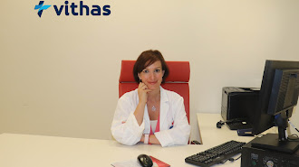 Dra. Violeta Rodríguez, responsable médica del servicio de urgencias y emergencias de Vithas Almería.