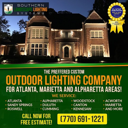 outdoor lighting company