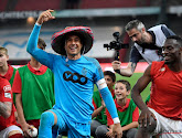 Ochoa, qui fête ses 35 ans, mis à l'honneur par l'UEFA
