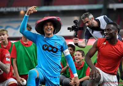 🎥 Ochoa, qui fête ses 35 ans, mis à l'honneur par l'UEFA