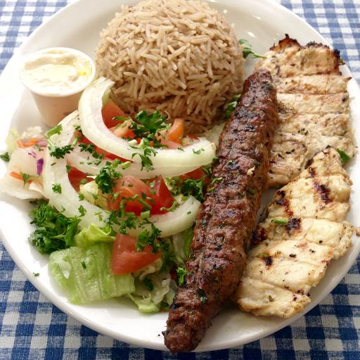 Mixed Grill Platter