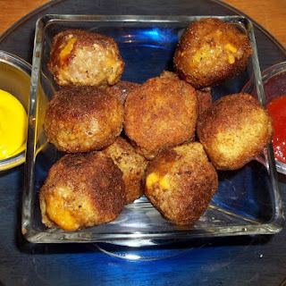 Bacon Cheeseburger Balls