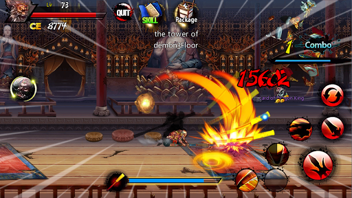 King of war-Monkey king 1.0.9 screenshots 4
