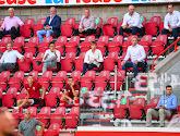 Foto van Didier Reynders in Sclessin veroorzaakte heel wat ophef: Standard veegt kritiek weg