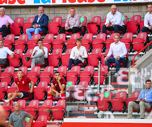 Scène polémique lors du match du Standard avec la présence de...Didier Reynders dans les tribunes de Sclessin