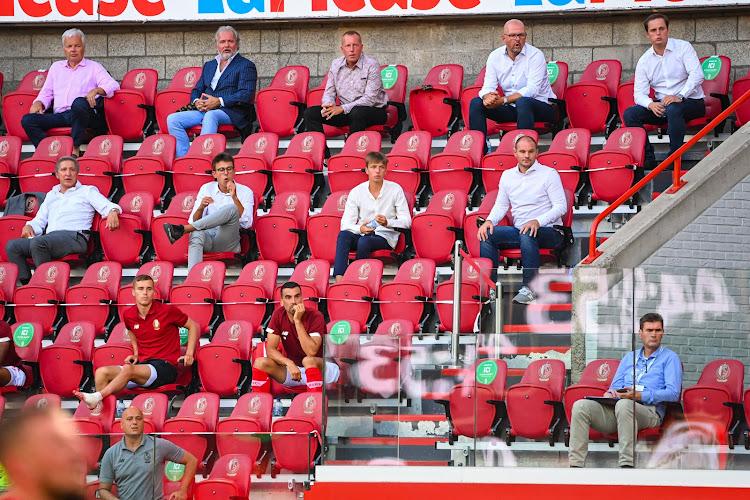 Didier Reynders en tribune, acte 2 : le Standard balaie la polémique d'un revers de la main