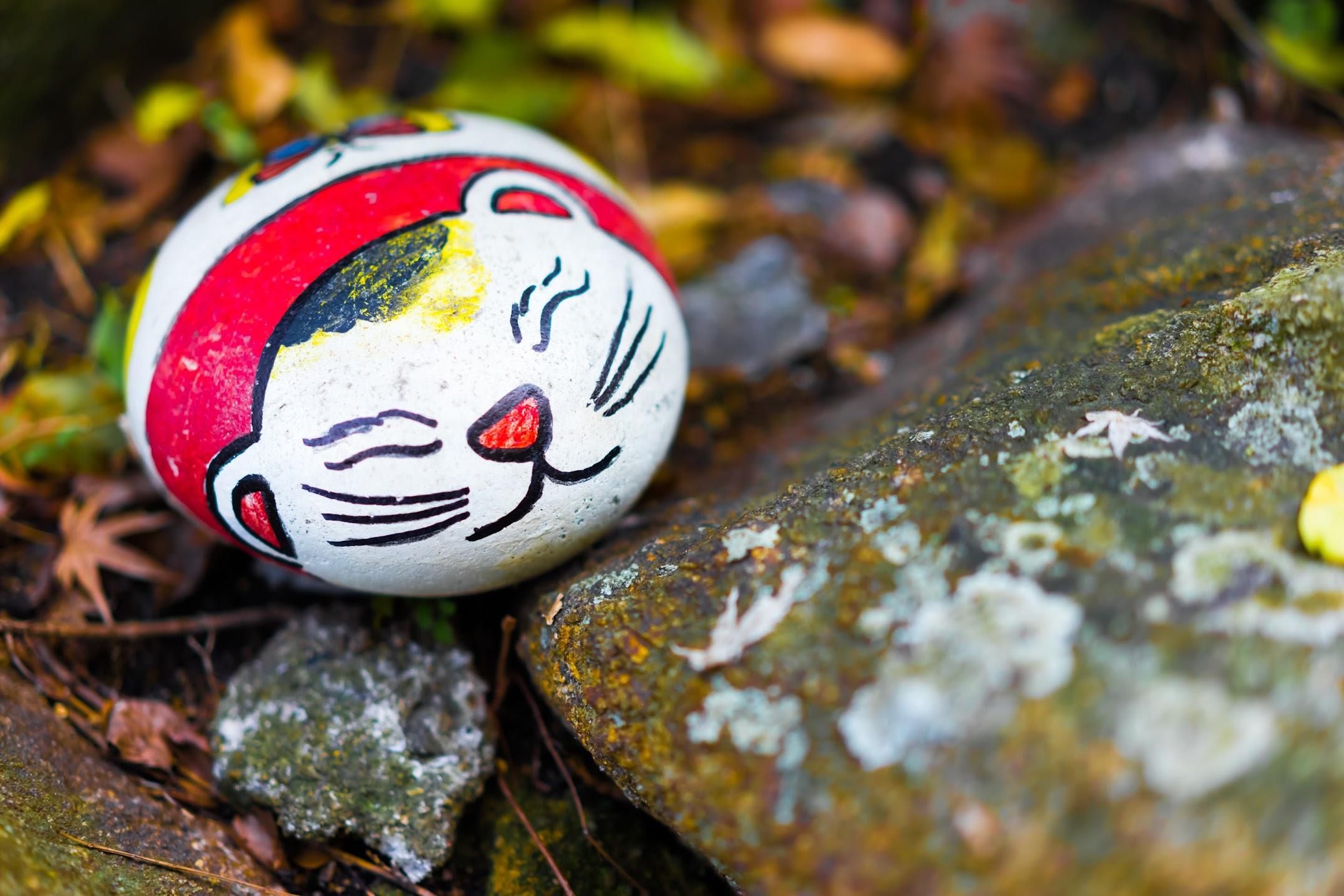 尾道 猫の細道 福石猫9