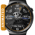 Carbon Gears HD Watch Face file APK for Gaming PC/PS3/PS4 Smart TV