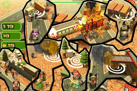 Trucks: Zombie Exterminators 2- screenshot thumbnail