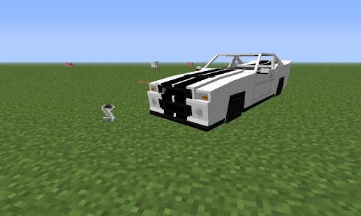 Super Car Mods MCPE Screenshot