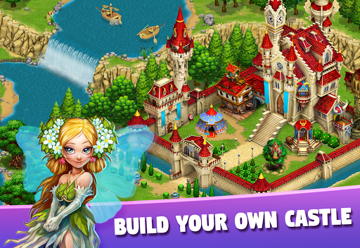 Fairy Kingdom: World of Magic and Farming apkpoly screenshots 5