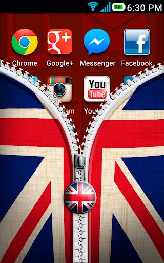Unlock UK Flag