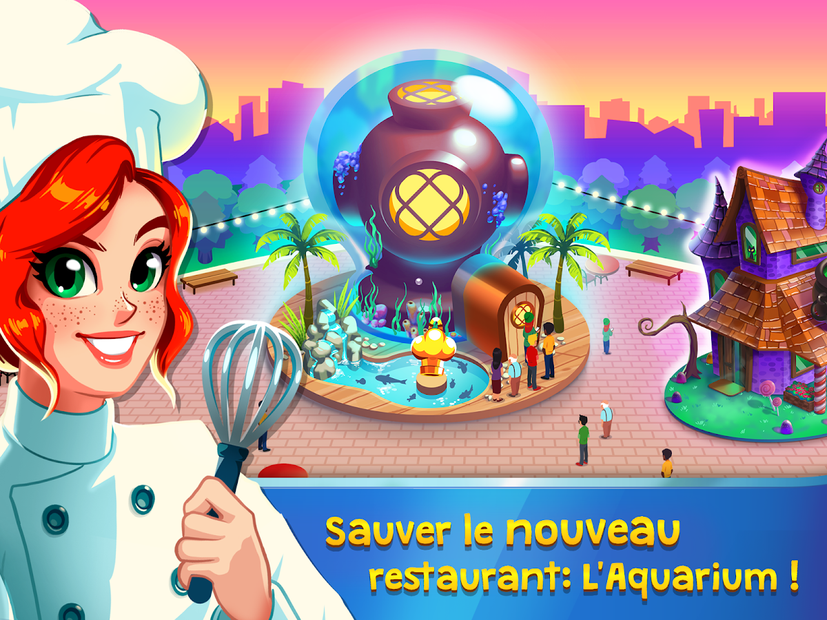 Chef rescue   jeu de cuisine – applications android sur google play