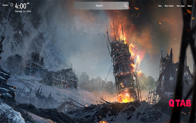 Frostpunk Wallpapers Frostpunk New Tab