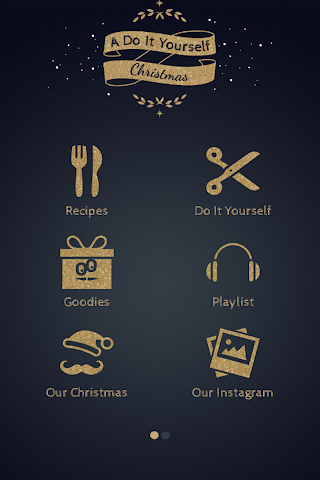 android A DIY Christmas by GoodBarber Screenshot 0