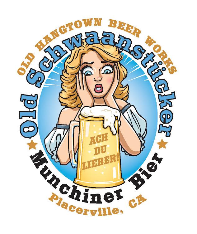 Logo of Old Schwaanstucker Munchiner Style Lager