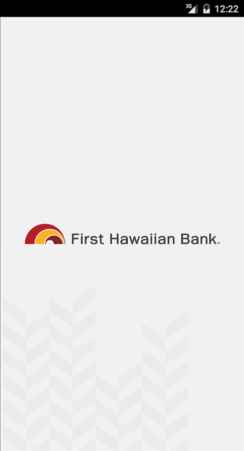First Hawaiian Bank Mobile- screenshot