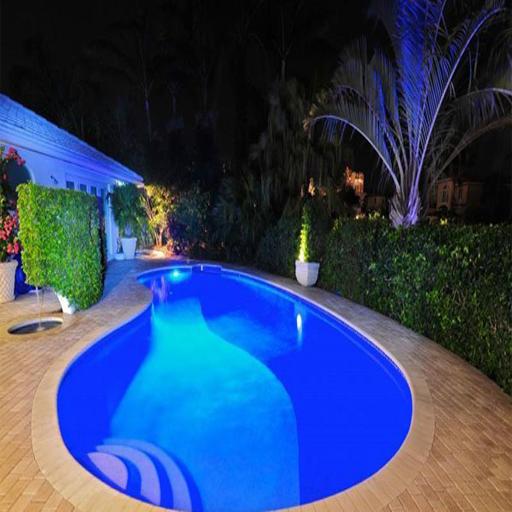 desain kolam renang minimalis screenshot