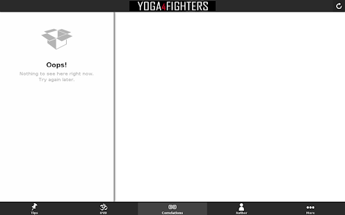 Yoga For Fighters- screenshot thumbnail