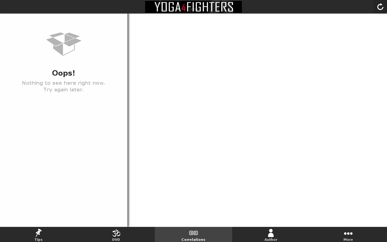 Yoga For Fighters- screenshot