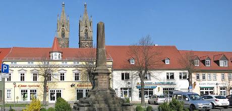 Photo: Am Markt in Stadtilm