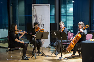 Photo: Monash medical orchestra chamber group