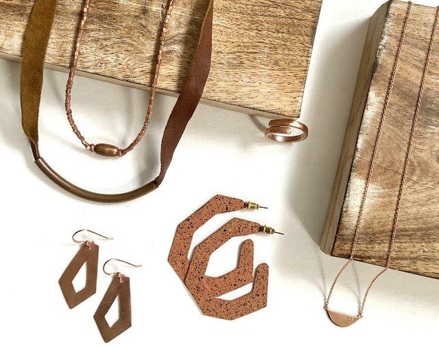 Fair Trade Copper Jewelry | Fair Anita