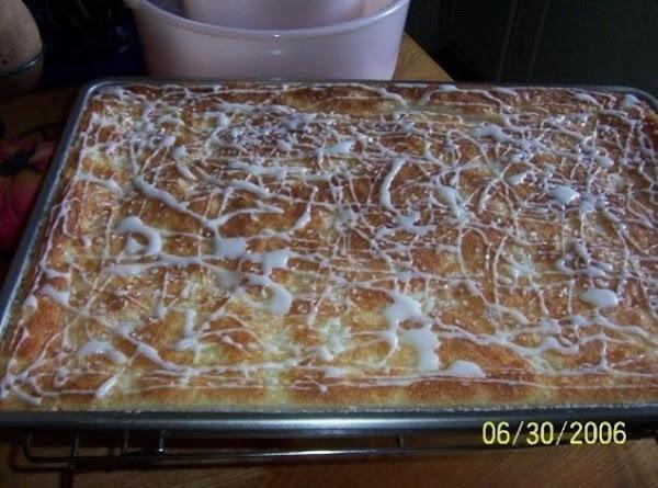 Two Ingredient Cake Recipe