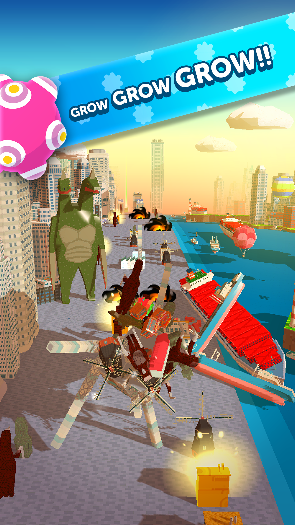 AMAZING KATAMARI DAMACY screenshot #2