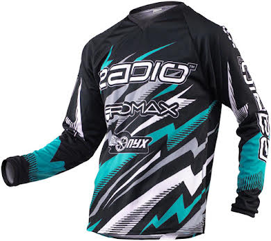 Radio Lightning BMX Race Jersey - Long Sleeve, Men's alternate image 7