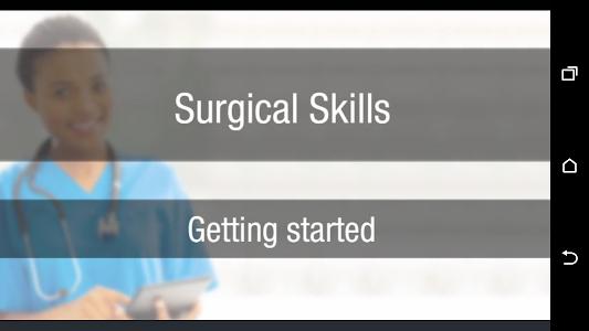 Surgical Skills screenshot 2