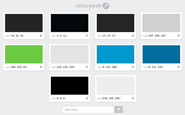 Color Code App