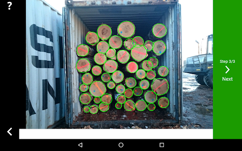 Timbeter Container- screenshot thumbnail