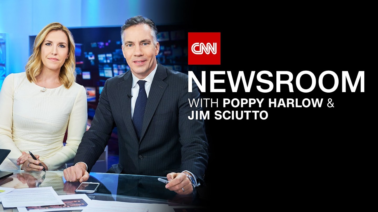 Watch CNN Newsroom With Poppy Harlow and Jim Sciutto live