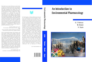 Photo: An Introduction to Environmental Pharmacology