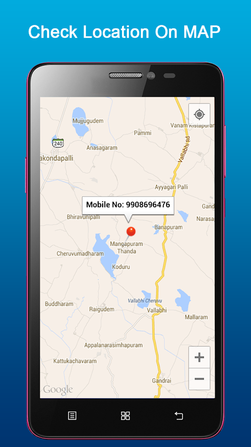 Mobile Number Tracker On Map Android Apps On Google Play