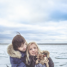 Wedding photographer Anna Milokumova (AnnaMilokumova). Photo of 27.01.2015