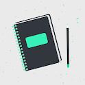 Diary, Journal, Notes - Universum icon