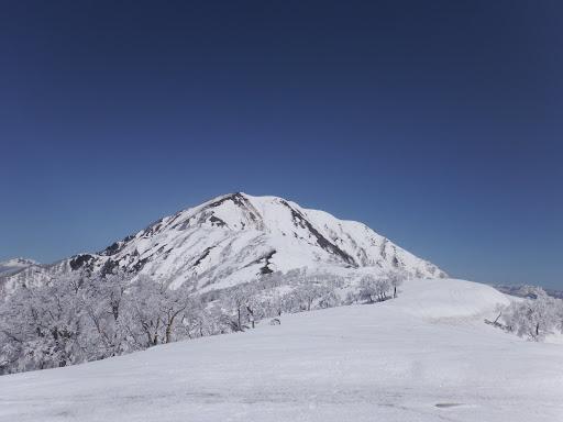 荒島岳近影