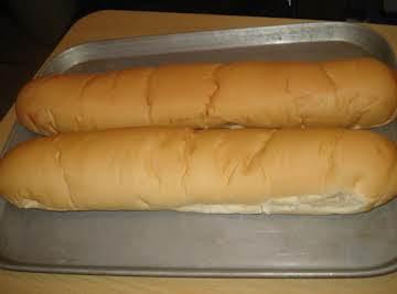 Homemade Cuban Bread/Pan Cubano Casero