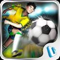 Striker Soccer Brazil TV icon