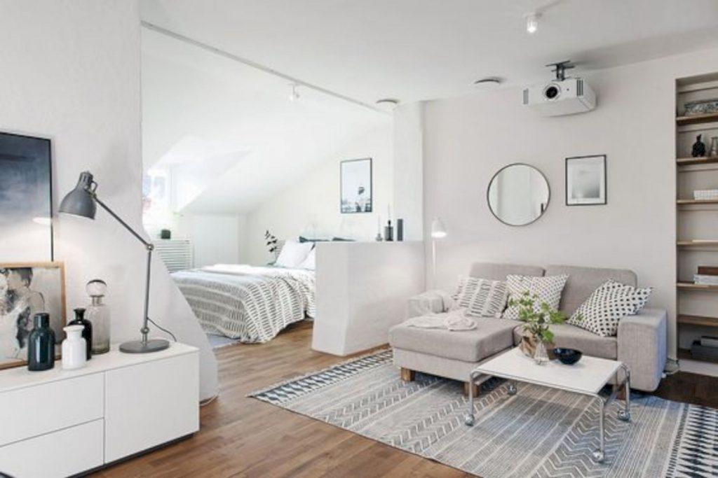 Chọn màu sắc tinh tế hợp sở thích khi thiết kế nội thất chung cư