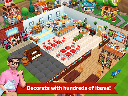 Restaurant story 2 android apps on google play for O kitchen city of dreams