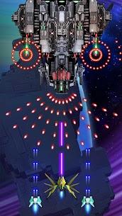 حروب الفضاء: لعبة اطلاق النار سفينة الفضاء 1