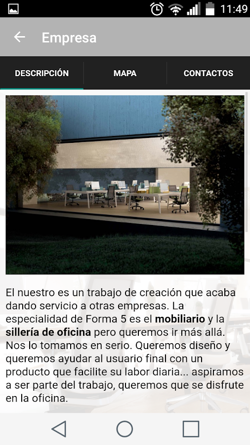Forma 5- screenshot